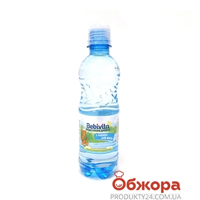Вода Бебивита (Bebivita) 0,33 л – ИМ «Обжора»