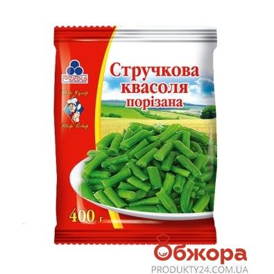 Фасоль стрючковая Рудь замороженная 400 г – ИМ «Обжора»