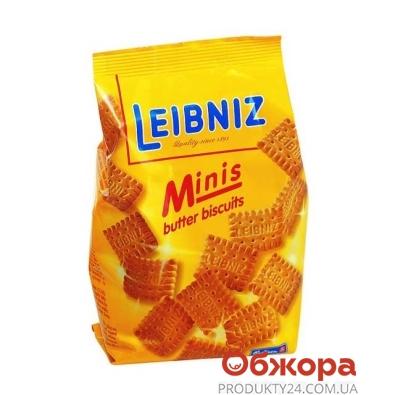 Печенье Лейбниц (Leibniz) маслянно-сливочное 100 г – ИМ «Обжора»