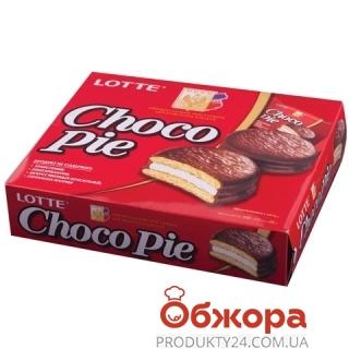 Печенье Лотте 336г Чокопай – ИМ «Обжора»