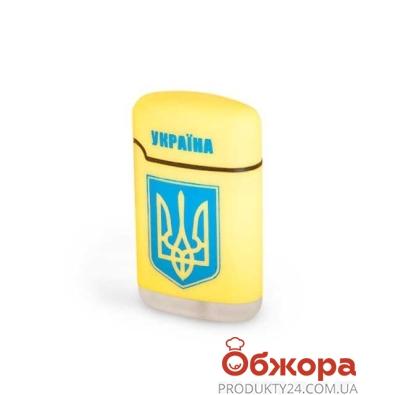 Зажигалка Зенга (Zenga) ZL-3 MEGA  JET UKRAINE 97333 – ИМ «Обжора»
