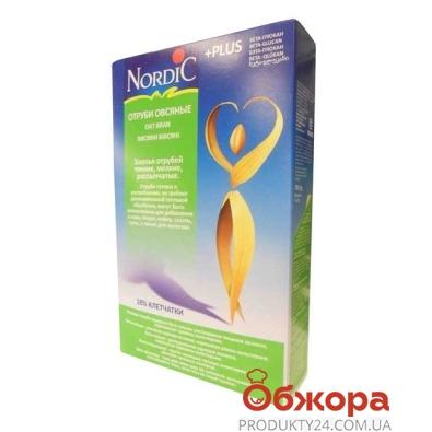 Отруби Нордик (Nordic) овсяные 18% клетчатки 700 г – ИМ «Обжора»