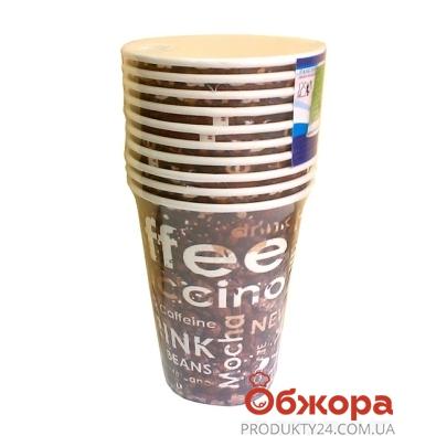 Стакан  Эвента (EVENTA)  Пластик Одноразовый 200 мл 10шт – ИМ «Обжора»