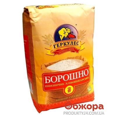 Мука Геркулес пшеничная  2 кг в/с – ИМ «Обжора»