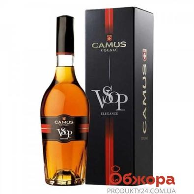 Коньяк Камю (Camus) VSOP Eleganse 0,5 л – ИМ «Обжора»