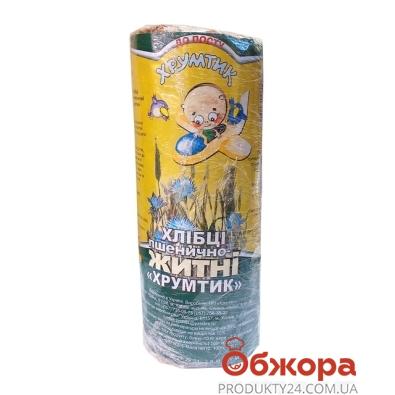 Хлебцы Хрумтик пшенично-ржаные 100 гр. – ИМ «Обжора»