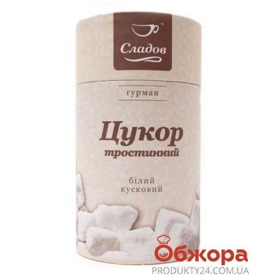 Сахар Сладов тростниковый органик 600 гр. – ИМ «Обжора»