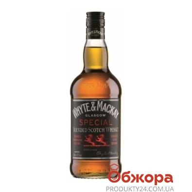 Виски Уайт и Маккей (Whyte & Mackay)  0.7 л – ИМ «Обжора»