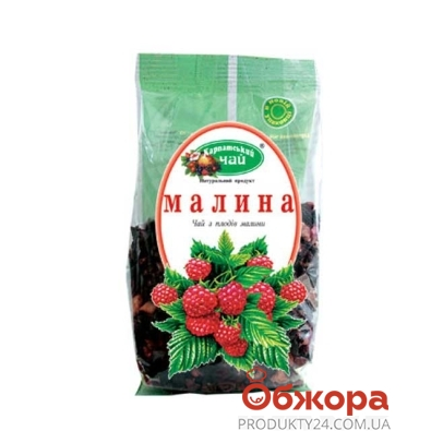 Чай Карпатский чай малина 100 г – ИМ «Обжора»