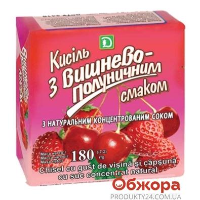 Кисель Золотое Зерно 180г виш.-клуб. брикет – ИМ «Обжора»