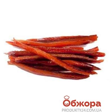 Горбуша филе соломка 100 г – ИМ «Обжора»