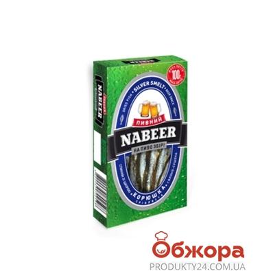 Корюшка Набир (NABEER) спинки 100 г – ИМ «Обжора»
