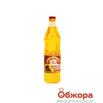 Подсолнечное масло Королевский Смак Живильна Краплина 920 мл – ИМ «Обжора»