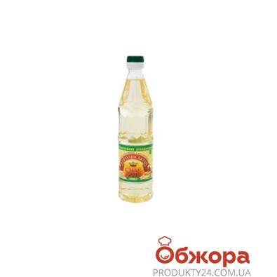 Подсолнечное масло рафинированное Королевский Смак 460 мл – ИМ «Обжора»