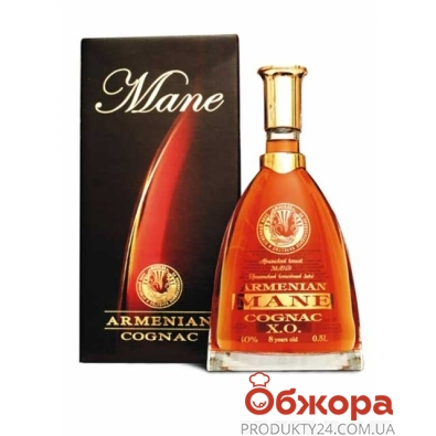 Коньяк Мане (Mane) 8* 0,5 л – ИМ «Обжора»