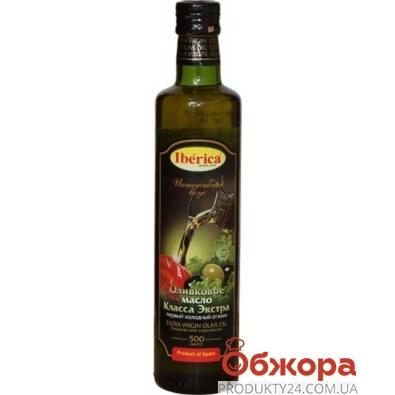 Оливковое масло Иберика Extra Virgen рафинированное 0,5 л – ИМ «Обжора»