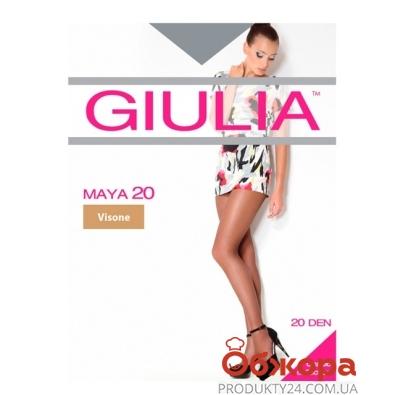 Колготки Джулия (GUILIA) Maya 20 Nero 5 – ИМ «Обжора»