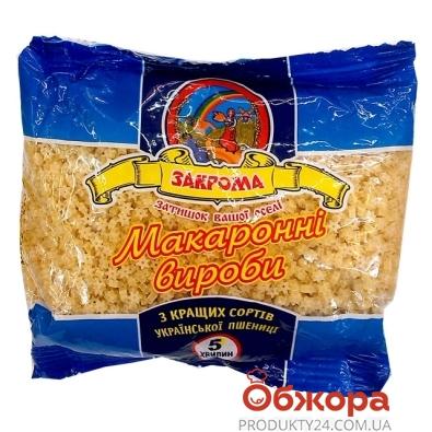 Макароны Закрома 400г звездочка д/супа (ГЦ) – ИМ «Обжора»