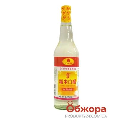 Уксус Поска рисовый 9% 630 мл – ИМ «Обжора»