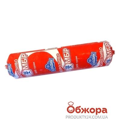Мороженое Хладик Пломбир 500 г – ИМ «Обжора»