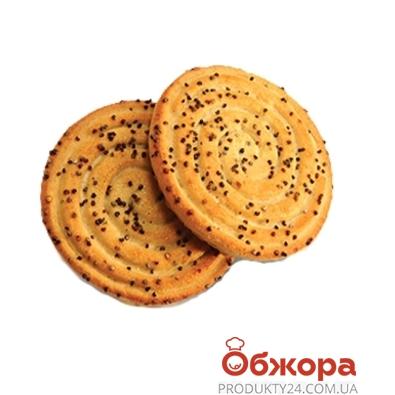 Печенье Конти (Konti) Карапуз с маком вес. – ИМ «Обжора»
