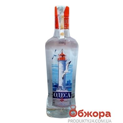 Водка Одесса Люкс Маяк синяя 38% 0,5 л. – ИМ «Обжора»