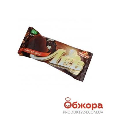 Мороженое Ласунка Лев Тройной шоколад 80 г – ИМ «Обжора»