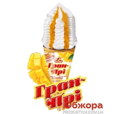 Мороженое Рожок Гран-при Манго – ИМ «Обжора»