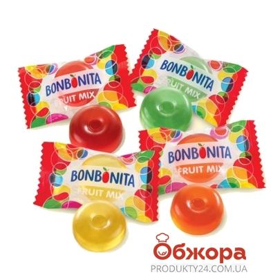 Конфеты Рошен (Roshen) кар Bonbonita fruit mix – ИМ «Обжора»