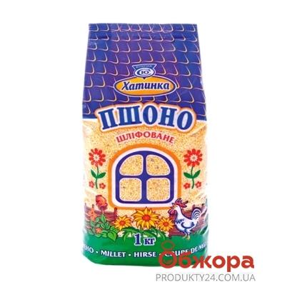 Пшено Хатынка 1 кг – ИМ «Обжора»