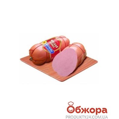 Колбаса Мясная лавка Фаворит Фирменная с молоком вар. 1/с 550 г – ИМ «Обжора»
