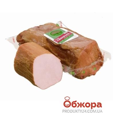 Балык Мясная Весна свиной в/с в/к – ИМ «Обжора»