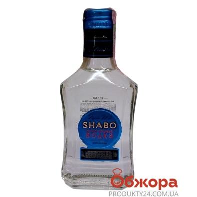 Водка виноградная Шабо (Shabo) Проба N2 0,25 л – ИМ «Обжора»
