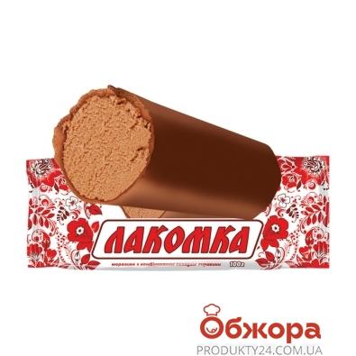 Мороженое Ласка (Laska) Лакомка какао 100 г – ИМ «Обжора»