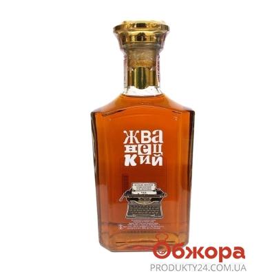 Коньяк Шустов Жванецкий 3* 0,5 л. – ИМ «Обжора»