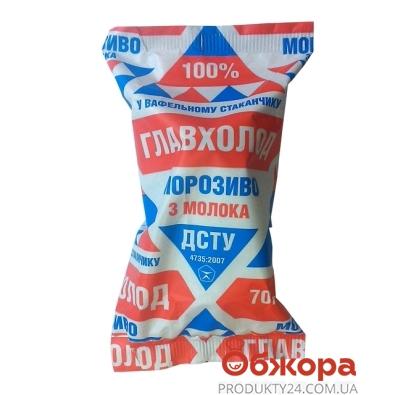 Мороженое Три Медведя Главхолод ванильное 70 г – ИМ «Обжора»