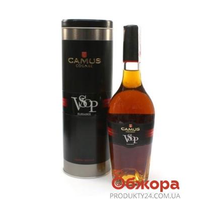 Коньяк Камю (Camus) VSOP Elegance 0,7л – ИМ «Обжора»