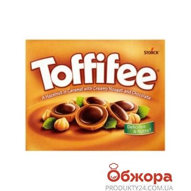 Конфеты Тоффи (Toffifee) 250 г – ИМ «Обжора»