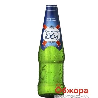 Пиво Кромбахер (Krombacher) 1664 0,46 л. – ИМ «Обжора»