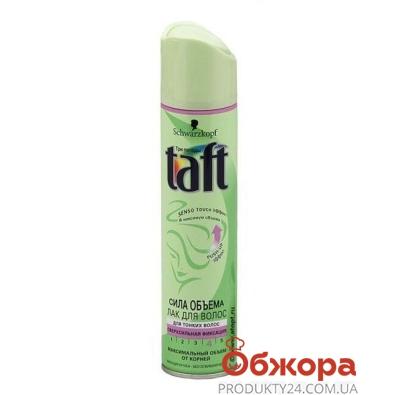 Лак для волос TAFT Зеленый-4 Объем 225 мл – ИМ «Обжора»