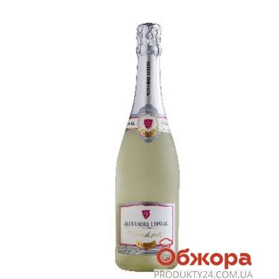 Вино игристое Андре Гуашо (Andre Goichot) Alexandre Loiseau личи 0,75л. – ИМ «Обжора»
