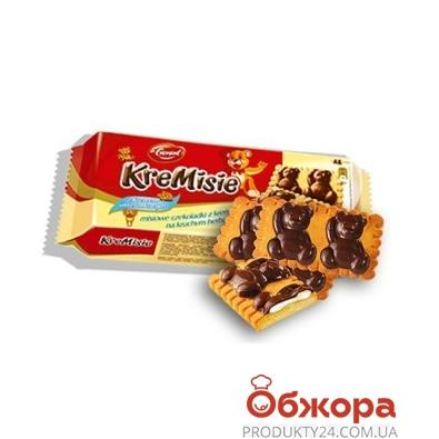 Печенье Доктор Жерар КreMisie молоко шоколад 175 г – ИМ «Обжора»