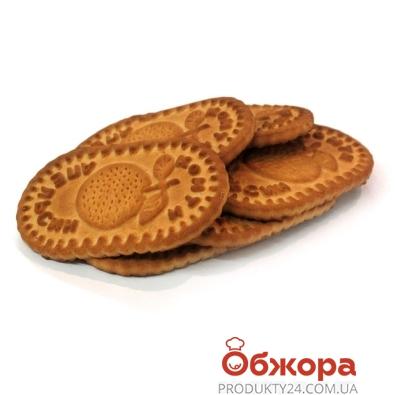 Печенье Конти Сеня апельсин вес. – ИМ «Обжора»