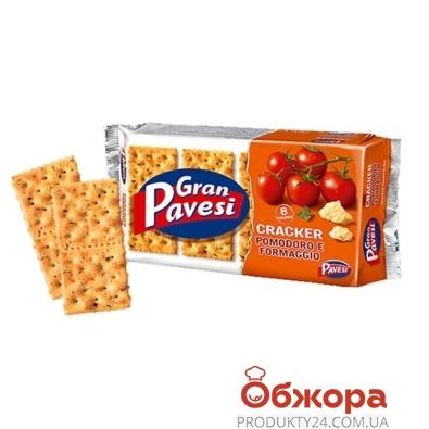 Крекер Барилла Гранд Повси с сыром 250 г – ИМ «Обжора»
