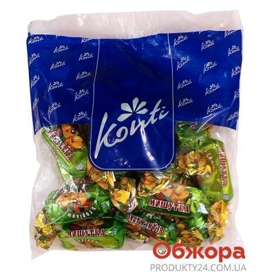 Конфеты Конти 250г мишутка с орехом – ИМ «Обжора»