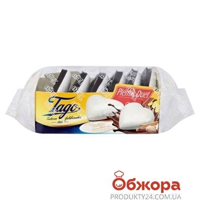 Пряники Таго (Tago) имбирные белая глазурь 190 г – ИМ «Обжора»