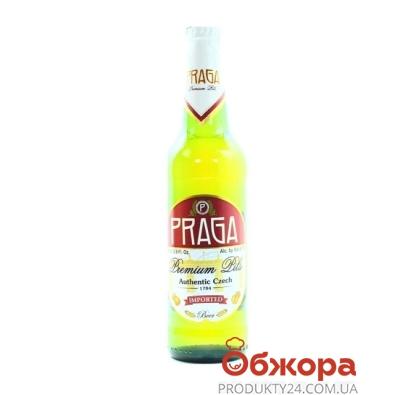Пиво Злата Прага (Zlata Praha) светлое 0,5 л – ИМ «Обжора»