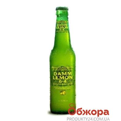 Пиво Эстрелла (Estrella) Лимон 0,33 л – ИМ «Обжора»