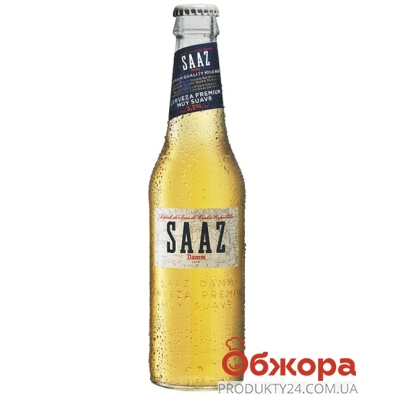 Пиво Эстрелла (Estrella) Сааз 0,33 л – ИМ «Обжора»