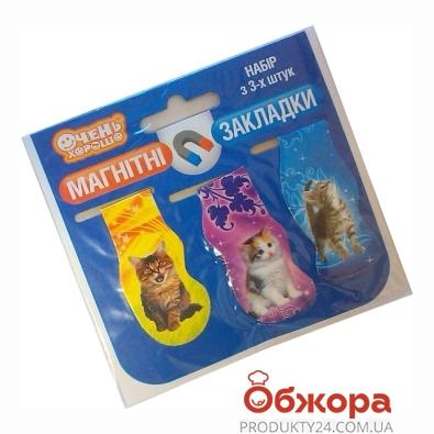Магнитные Арт-Презент закладки – ИМ «Обжора»